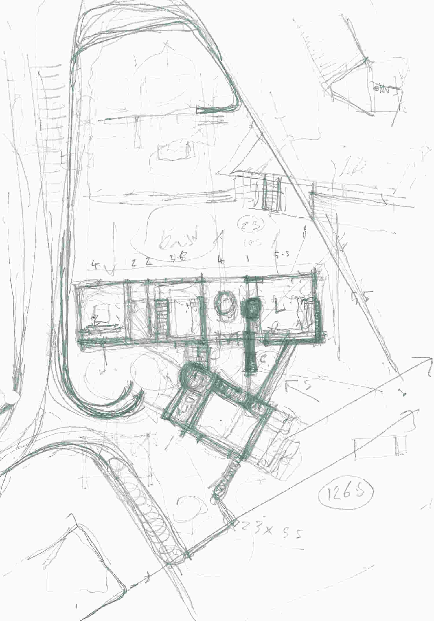 House concept plan
