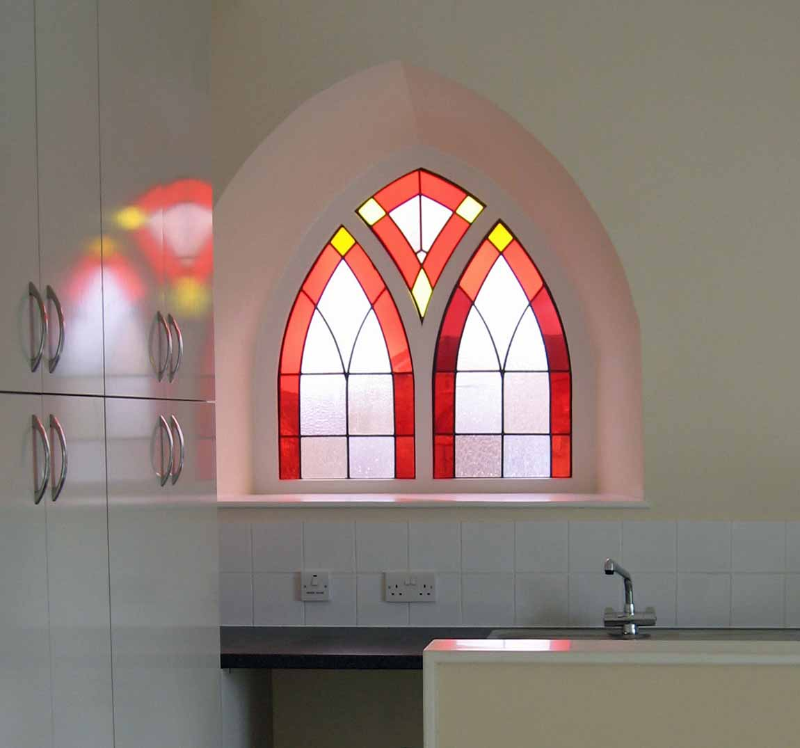New Life for Old Buildings, Redman + Sutherland Architects Sinclair Thomson Housel,Lerwick, Shetland, interior kitchen
