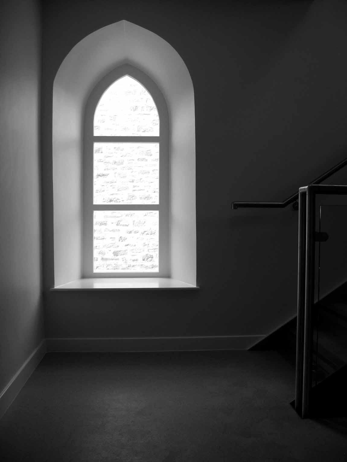 window stair 3bw